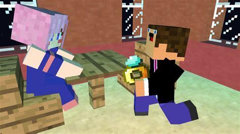 Minecraft Wedding Animation by Wedding Minecraft Animation Noob Series