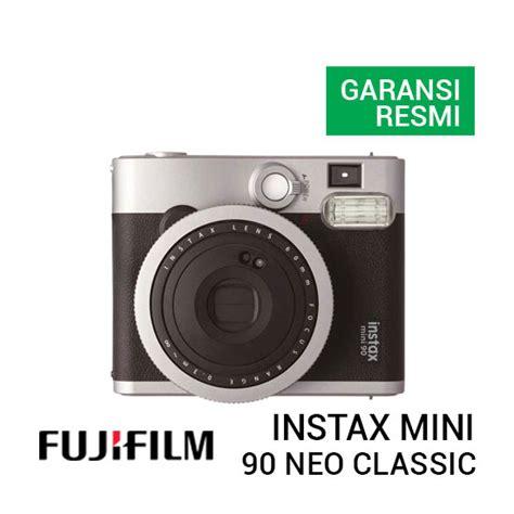 Fujifilm Instax Mini Neo 90 Black jual fujifilm 90 neo classic instax mini black harga murah