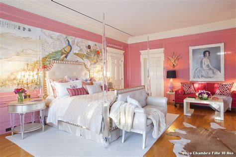 Charmant Deco Chambre Fille 10 Ans #4: deco-chambre-fille-10-ans-with-victorien-chambre.jpg