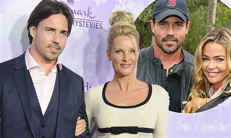 nicollette sheridan is married to nicollette sheridan finalizes divorce from husband aaron