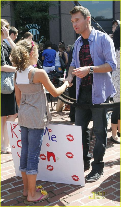 ryan seacrest height how tall celebrity heights ryan seacrest receives height help from a box photo