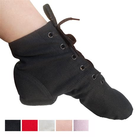 high top desinger canvas jazz shoes ballet shoes