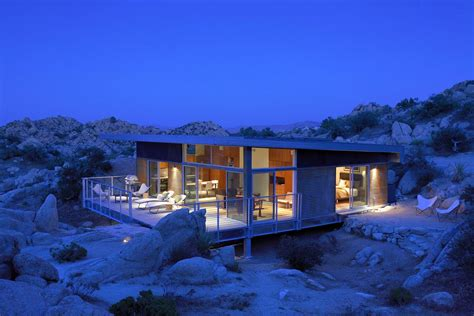 rock reach house mojave desert