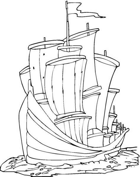 mewarnai gambar bajak laut mewarnai gambar gambar mewarnai gambar bajak laut diatas perahu kapal di