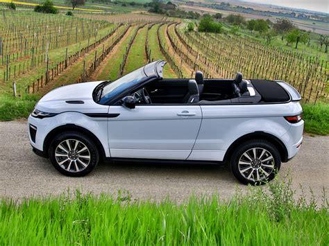 Range Rover Evoque 2 0 At range rover evoque cabrio 2 0 td4 at hse dynamic