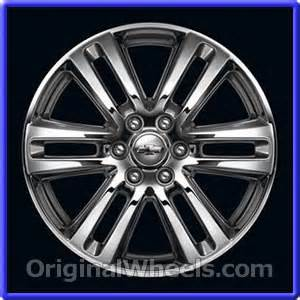 Buick Enclave Wheels Oem 2008 Buick Enclave Rims Used Factory Wheels From