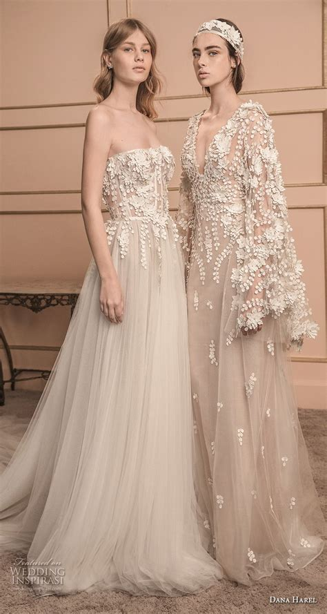 Dana Harel 2018 Wedding Dresses ?   Spotlight on This New