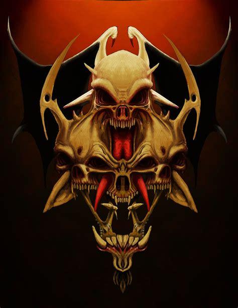 imagenes de calaveras sexis amazing artworks of scary and deadly skulls nfs