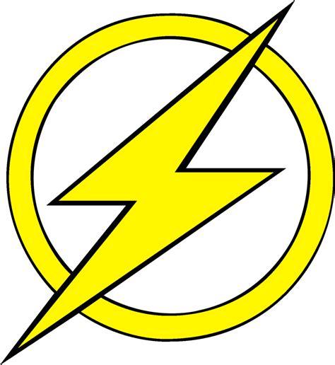 Flash Symbol Outline by Kid Flash Logo Fill By Mr Droy On Deviantart