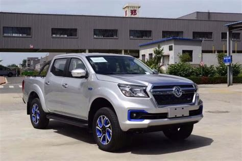 nissan based electric tradie ute unveiled  china