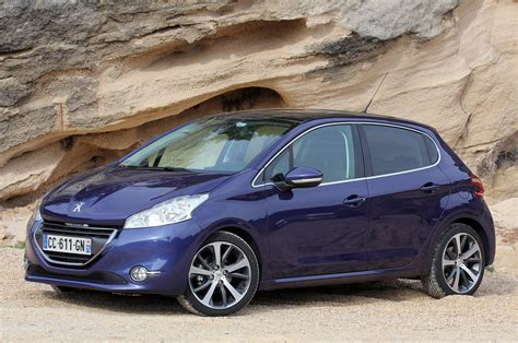 peugeot cars 2012 2012 peugeot 208 w video autoblog