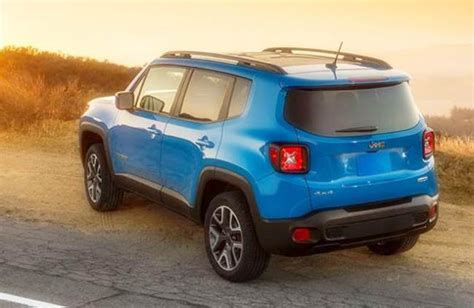 Jeep Trailhawk Price 2017 Jeep Renegade Trailhawk Price Car Release And Price