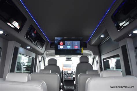 ram promaster conversion kit sherry vans