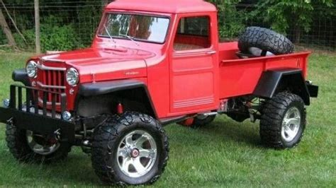willys jeep truck for sale 1962 willys for sale near cadillac michigan 49601