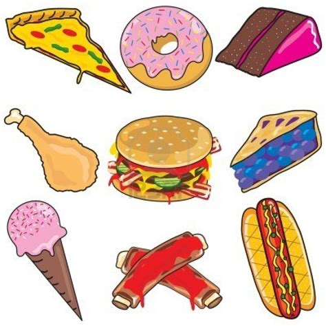 clipart food anu s health tips it s all about you getting in to shape