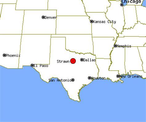 strawn texas map strawn profile strawn tx population crime map