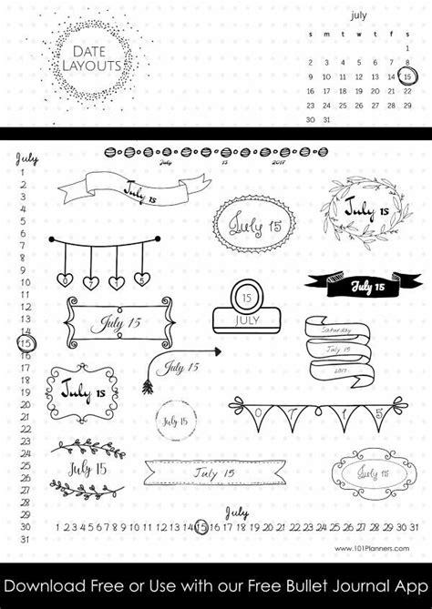 layout journal download 25 best ideas about bullet journal app on pinterest