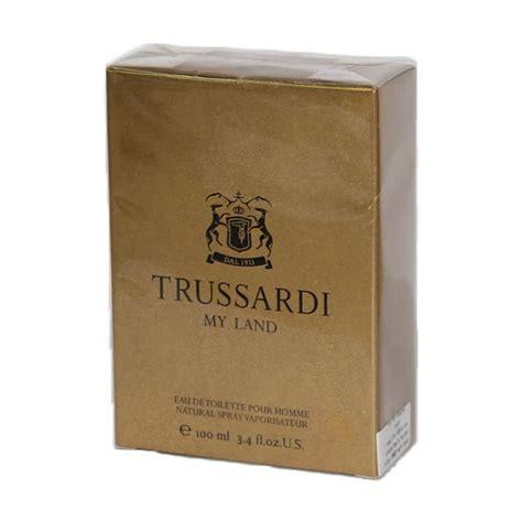 Original Parfum Trussardi My Land For trussardi my land edt spray for 100ml