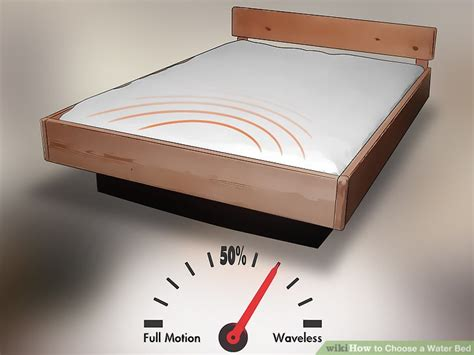 water bed heater 4 ways to choose a water bed wikihow