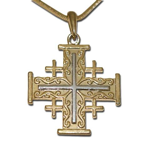 images and places pictures and info jerusalem cross jewelry