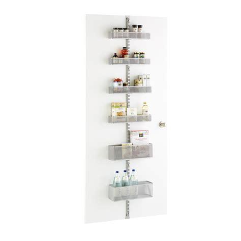 Pantry Wall Rack by Platinum Elfa Utility Mesh Pantry Door Wall Rack