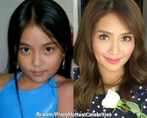 before and after looks of pinoy celebrities before and after photos of pinay celebrities elite newsfeed
