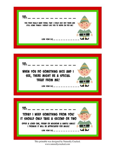 printable elf on the shelf rules elf on the shelf printable coupons naturally cracked