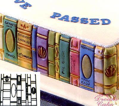 Marion Patchwork Cutters - book ends patchwork cutters marion cake decorating