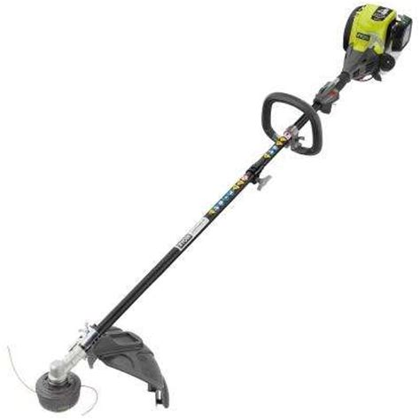 gas ryobi 4 cycle string trimmers trimmers
