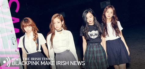 blackpink new song news the irish times feature blackpink s boombayah