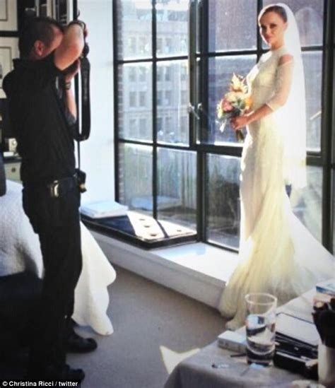 Wedding Backdrop Tulle Christina Ricci Shares Photos In Her Stunning Givenchy Wedding Dress Days After Tying The Knot