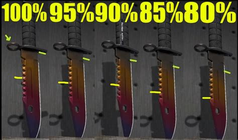 slaughter knife pattern guide steam yhteis 246 opas counter strike trading and knives