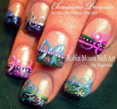 christmas robin nails 155 best images about nail pictures with tutorials on nail
