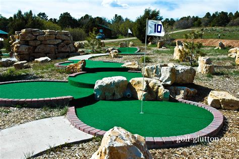 backyard miniature golf miniature golf course this would be fun to have in the