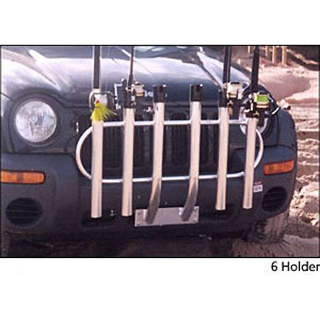Rod and Reel Holders Truck Bumper Mount - Boaters ... 1 800 Contacts Order