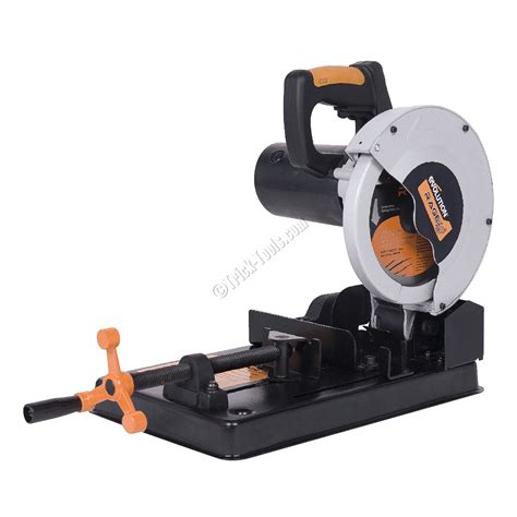 cut saw evolution rage 4 saw with 7 1 4 quot multipurpose blade ebay