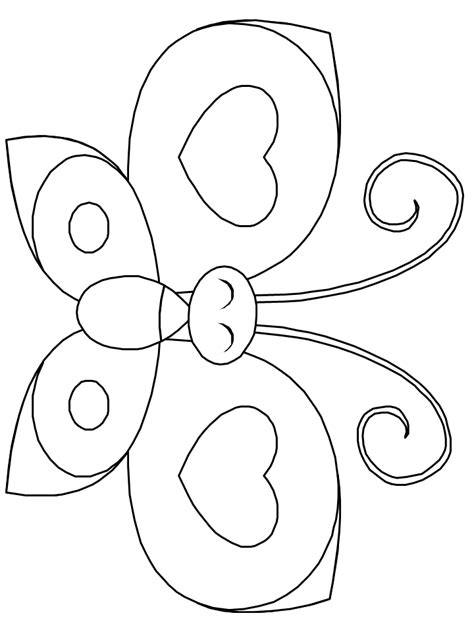 black and white coloring pages of butterflies butterfly coloring