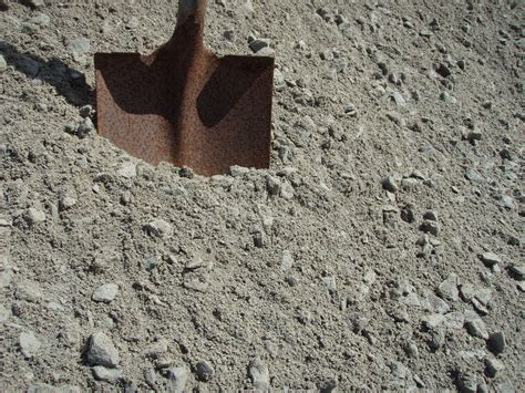 ledge materials state sand and gravel