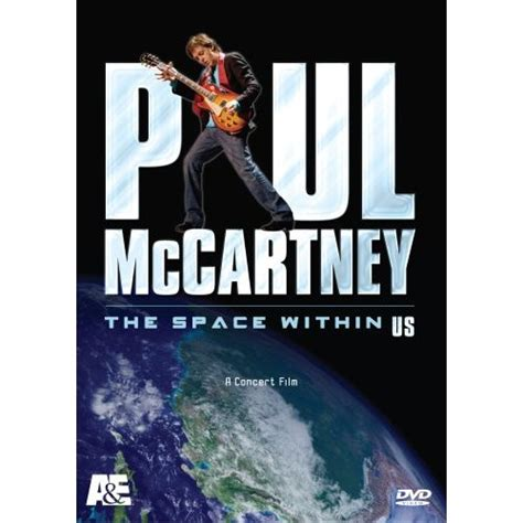 Paul Mccartney Signs His Dvd The Space Within Us And His Cd Ecce Cor Meum At The Megastore Times Square by Paul Mccartney The Space Within Us Dvd 2006