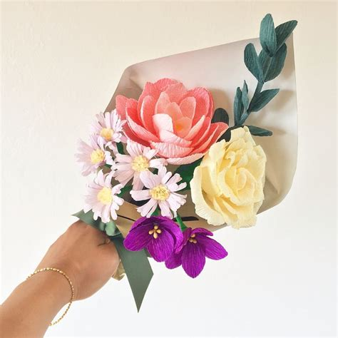 Rangkaian Bunga Artificial Camelia 61 best ideas about crepe paper flowers by flowerfilledlife on daisies paper