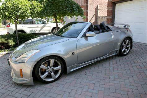 nissan 350z custom fs custom 2004 nissan 350z touring roadster quot totally s