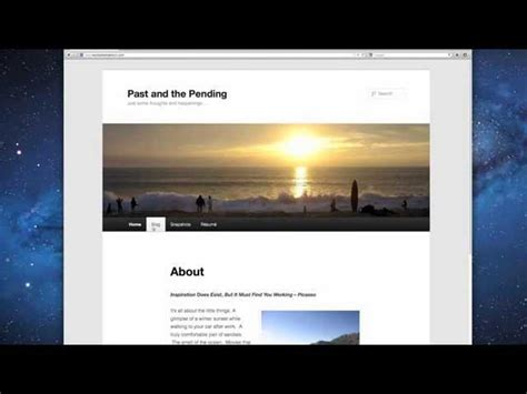 wordpress tutorial bluehost bluehost wordpress tutorials changing themes and