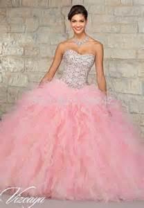light pink quinceanera dresses pink quinceanera dress 2015