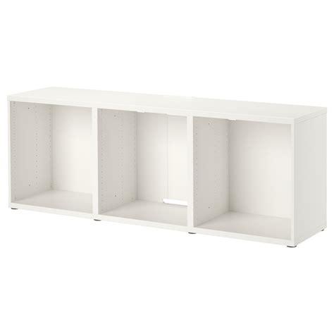 white besta best 197 tv bench white 180x40x64 cm ikea
