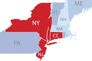 Tri State Map by Battery Amp Electronic Waste Recycling
