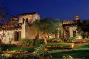 Formal Garden Ideas - tuscan farmhouse 3 mediterranean exterior orange county by south coast architects inc