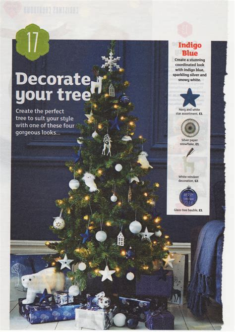 christmas trees at sainsburys sainsbury s magazine 2014 25 day countdown to page 5