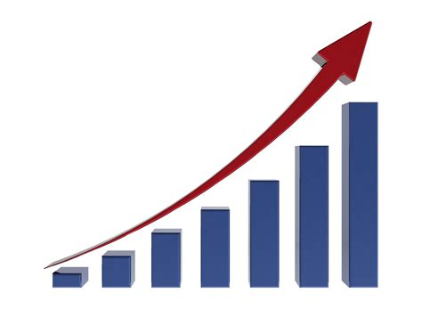 growing chart business growth chart png transparent images png all