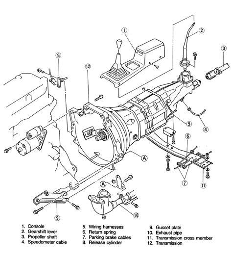 small engine maintenance and repair 1991 mazda b series instrument cluster 92 mazda b2200 vacuum diagram wiring diagram and fuse box