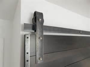 Classic Barn Door Hardware Classic Barn Door Hardware Single Door